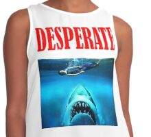 Desperate Jaw Contrast Tank