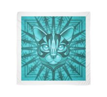 Minty Bengal Scarf