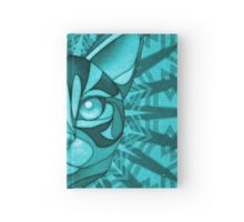 Minty Bengal Hardcover Journal