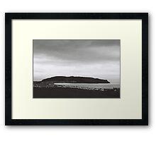 Llandundo and Great Orme Framed Print