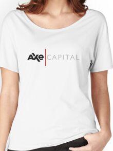 Axe Capital Women's Relaxed Fit T-Shirt