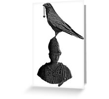 Nevermore. Greeting Card