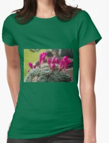 succulent plant Womens Fitted T-Shirt