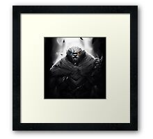 Rengar - League of Legends Framed Print