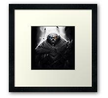 Rengar - League of Legends Framed Print