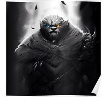 Rengar - League of Legends Poster