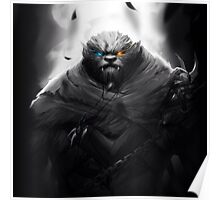 Rengar - League of Legends Poster