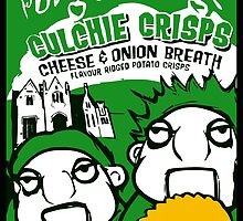 PODGE AND RODGE CULCHIE CRISPS by RighteousBear