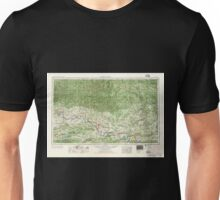 USGS TOPO Map Arkansas AR Russellville 260605 1956 250000 Unisex T-Shirt