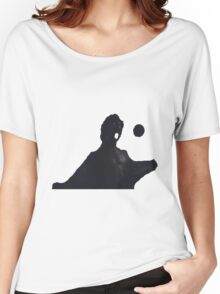 ANGRY MOON WOLFMAN Women's Relaxed Fit T-Shirt