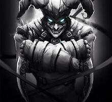 Shaco - League of Legends by Waccala