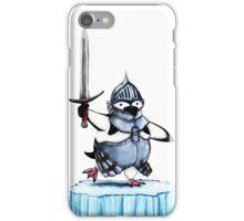 Knight penguin iPhone Case/Skin