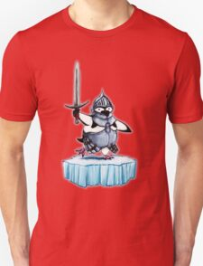 Knight penguin Unisex T-Shirt