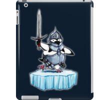 Knight penguin iPad Case/Skin