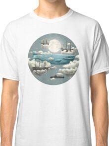 Ocean Meets Sky  Classic T-Shirt