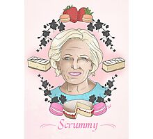 Scrummy! Photographic Print