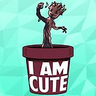 I Am Cute by V Bell