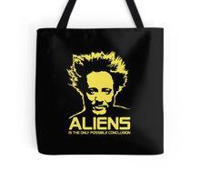 Ancient Aliens Giorgio Tsoukalos Tote Bag