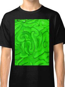 BRAINS (Zombies) Classic T-Shirt