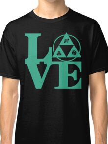 Love Triforce Classic T-Shirt