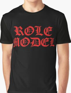 Role Model Shirt Graphic T-Shirt