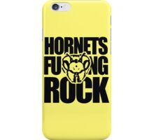 Hornets Fucking Rock iPhone Case/Skin