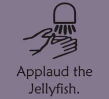 Applaud the Jellyfish Kids Clothes
