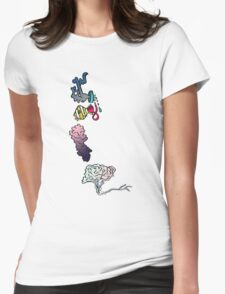 a smoky day dream Womens Fitted T-Shirt