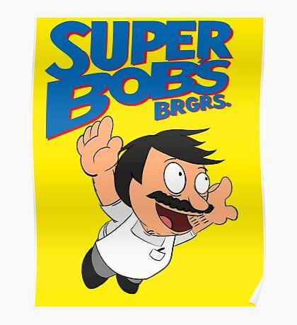 super bobs burgers Poster