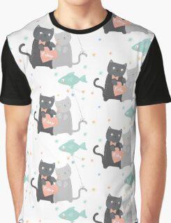 Cat Nip Love Graphic T-Shirt
