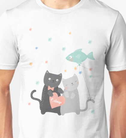 Cat Nip Love T-Shirt