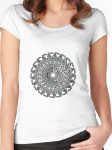 Roscas Women's Fitted Scoop T-Shirt