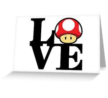 Love Power-Up Greeting Card