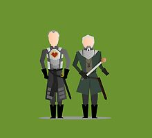 #10 Stannis and Davos by LoriLoriLori