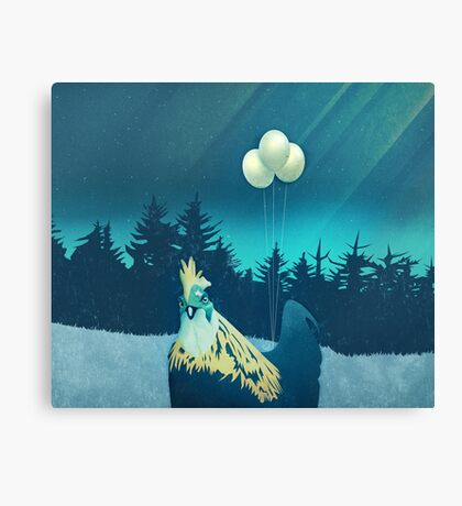 What the Hegg?! Canvas Print
