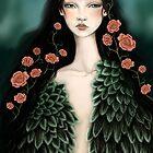 Swanmaiden by gingerkelly