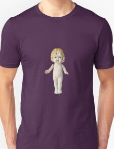The Adventures of Claudia Doll Unisex T-Shirt