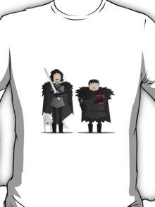 #11 Jon, Sam, and Ghost T-Shirt