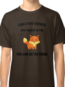 you can do the thing  Classic T-Shirt