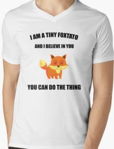 you can do the thing  Mens V-Neck T-Shirt