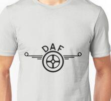 DAF - Classic Car Logos Unisex T-Shirt