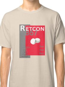 The Retcon Box Classic T-Shirt
