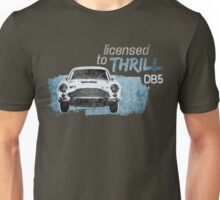 NEW Men's Classic Sports Car T-shirt Unisex T-Shirt