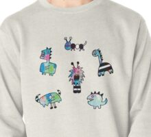 Crazy Monsters Pullover