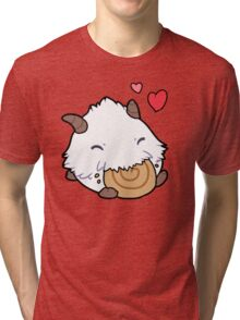 Cute Poro (league of legends) Tri-blend T-Shirt