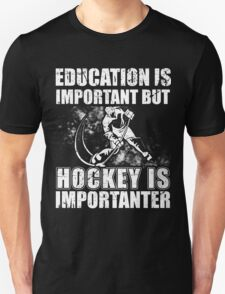 Hockey Shirts-Gifts Funny,For Women,Men,Mom,Dad Hockey Lover Unisex T-Shirt