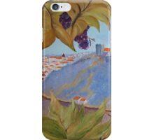 Between the vineyard  iPhone Case/Skin
