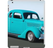1936 Ford Coupe 3Q Pass Side iPad Case/Skin