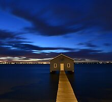 Crawley Boatshed 01 by Pezzie