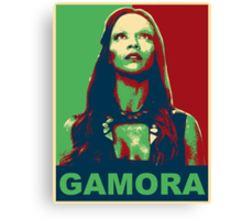 Gamora Hope Canvas Print